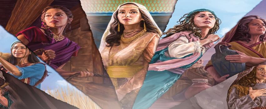 7 mulheres incríveis na Bíblia