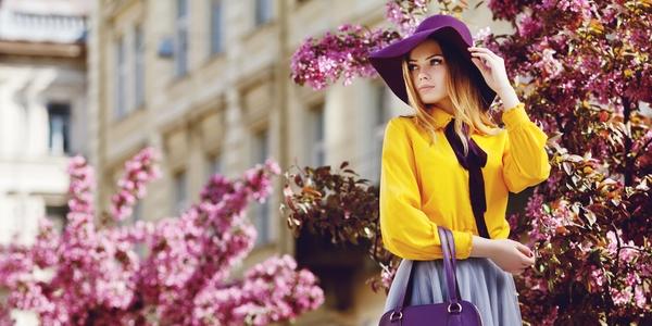 Tendências de moda primavera 2019